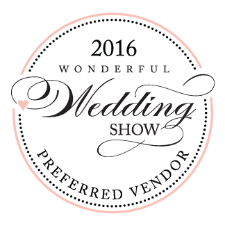 2016 Preferred Vendor at the Wonderful Wedding Show